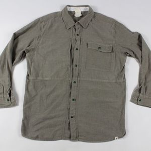 The North Face Organic Cotton Long Sleeve Shirt XL